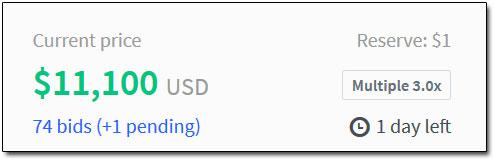 Website Price