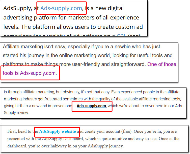 Ads Supply Reviews