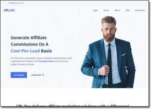 CPL One Website Screenshot