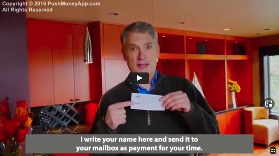 David Push Money App